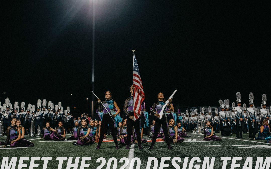 2020 Design Team Announced